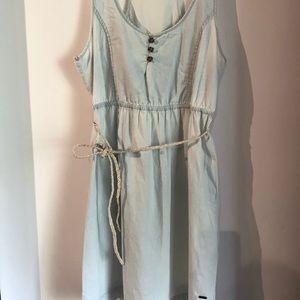 Volcom Chambray Dress